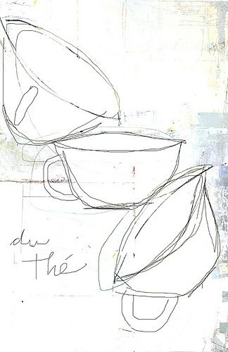 du thé