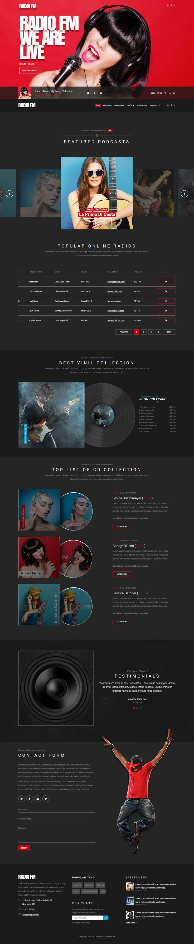 144 best Bootstrap Templates images on Pinterest | Html templates ...