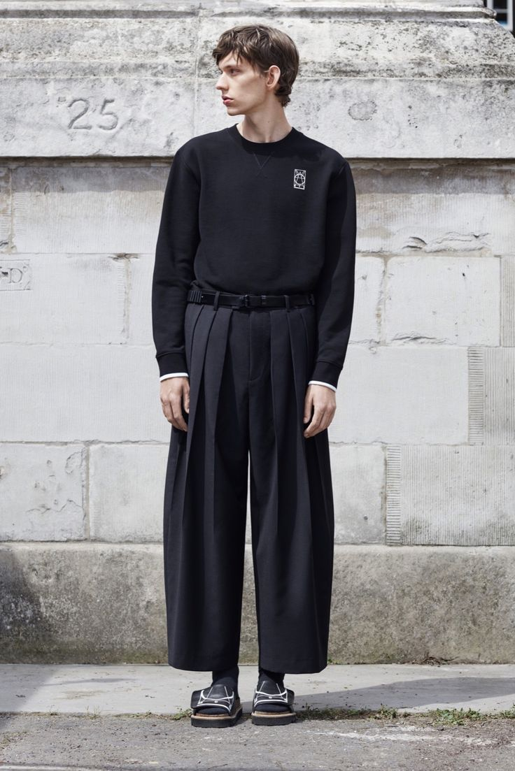 McQ Alexander McQueen Spring 2016 Menswear - Collection - Gallery - Style.com