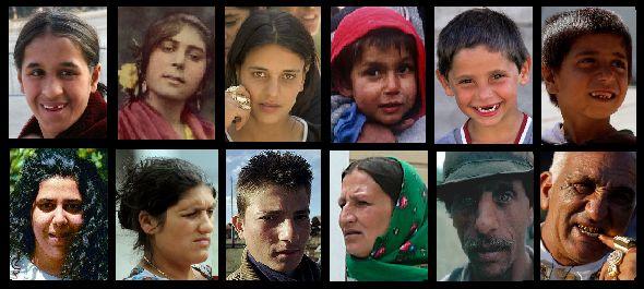 The Romani; DNA, language and migration | Mathilda's Anthropology ...
