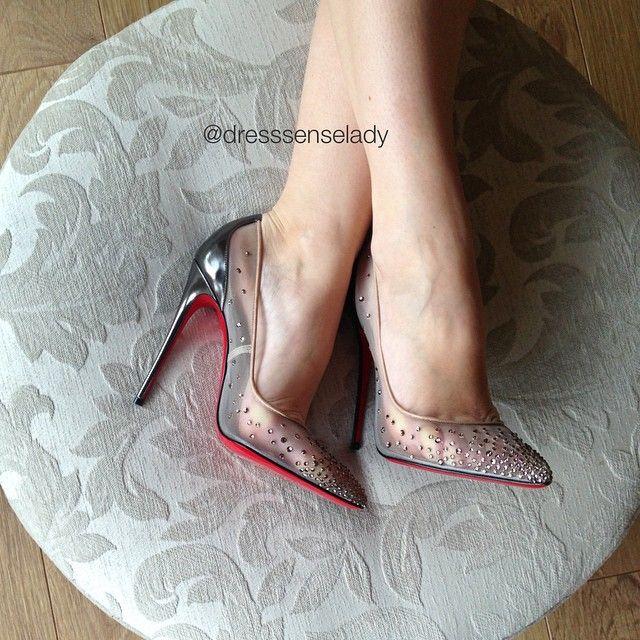 Instagram media by dresssenselady - Shoe Love is True Love ...