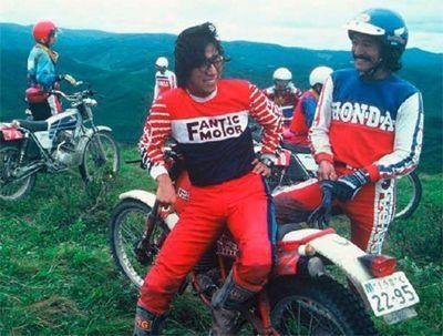 Founders Yasuo Manzawa & Shozo Narita (1980's)