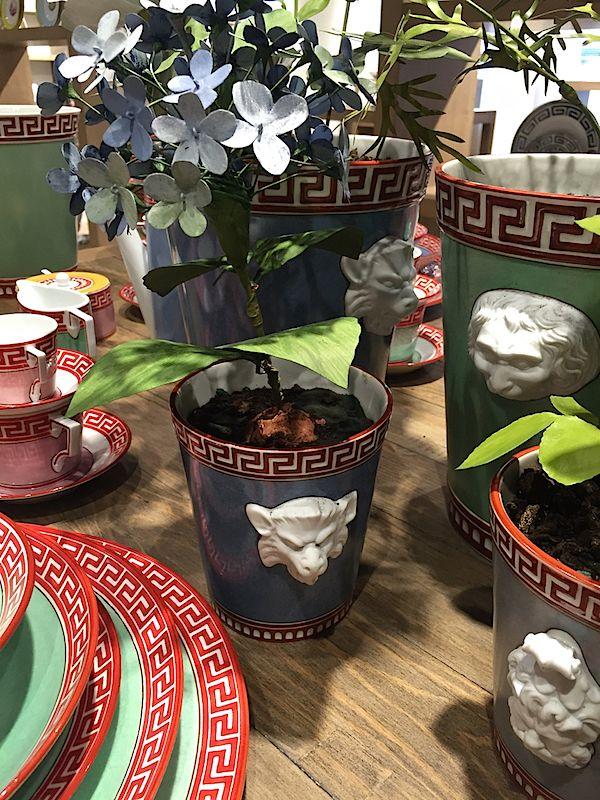 Richard Ginori vases