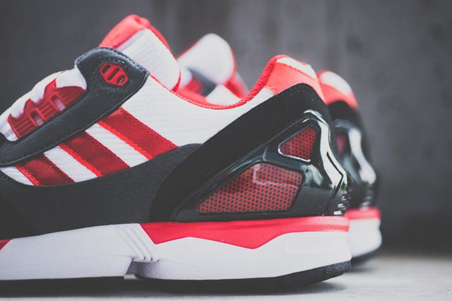 ADIDAS ZX 8000 (RED/WHITE)   Sneaker Freaker
