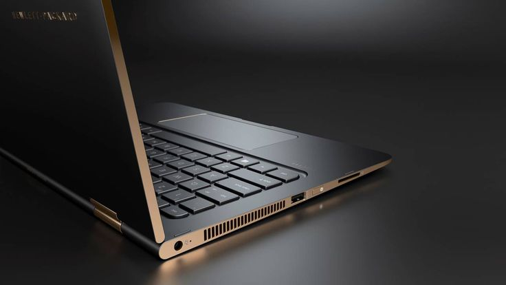 "HP Spectre x360 Convertible Laptop (13.3"") 