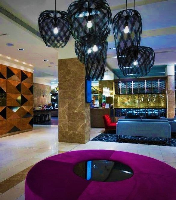 Otis Restaurant and Bar at Rydges Hotel,  Sydney, By Scott Carver
