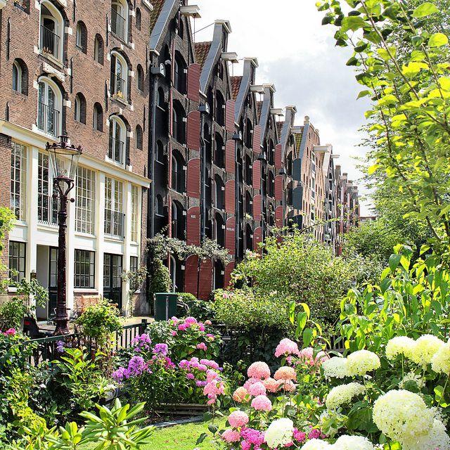 Bickersgracht, Amsterdam