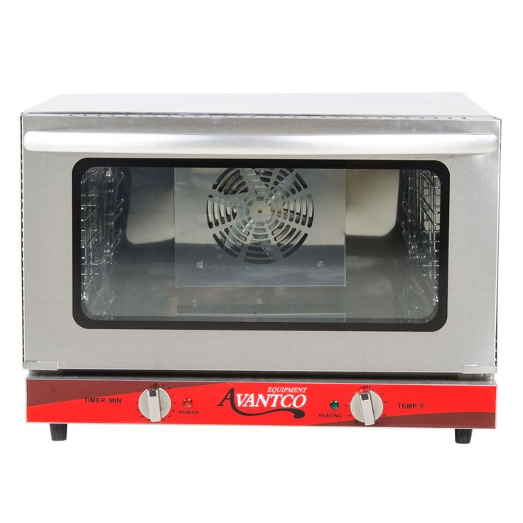 What are some brands of large countertop convection ovens?