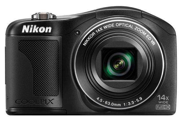 Nikon CoolPix L610, nueva compacta con buen zoom  http://www.xataka.com/p/94745