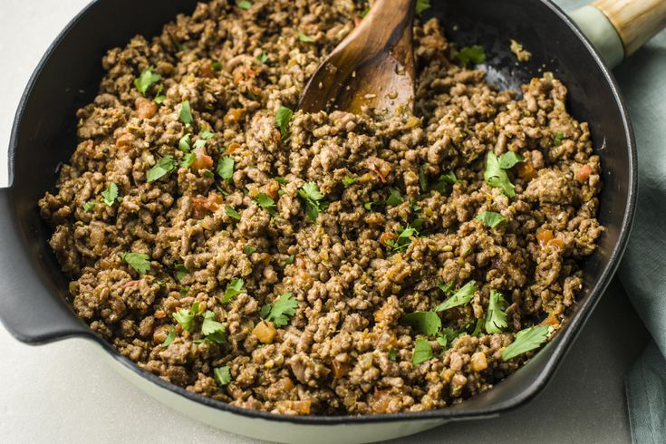 How To Make Indian Masala Kheema Dry Spicy Minced Meat Recipe Minced Meat Recipe Hot Spices Mince Meat
