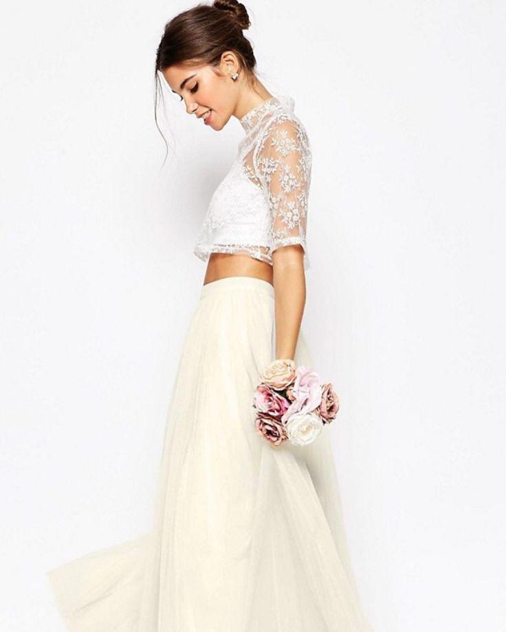 L.O.V.E this maxi skirt by @asos  #wedding #weddinglook #weddingdress #bridal #bridalfashion #weddingfashion #weddinginspo #engaged #verloofd #bruiloft #wedding #syttd #skirt #blonde #hair #bridalhair #updo #wblog #follow #pastel #weddingdiy #weddingplanner #bride #boda #bruid #braut #maxiskirt by budgetbridenl