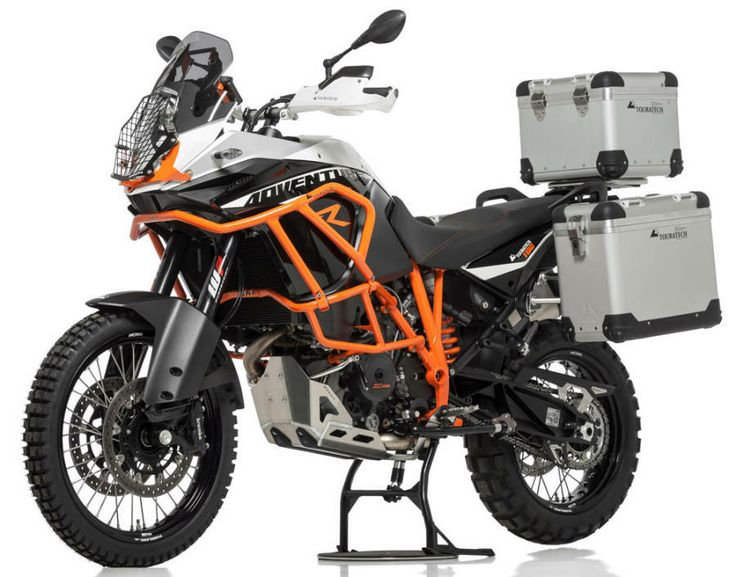 TOURATECH Available form Expedition Skid