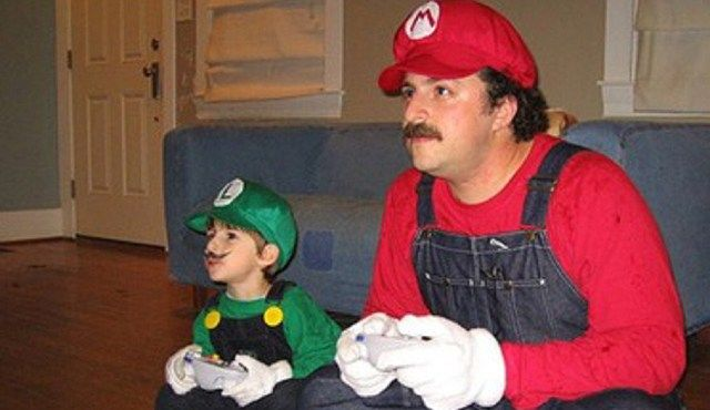 Are You A Dad Gamer Or A Gamer Dad?