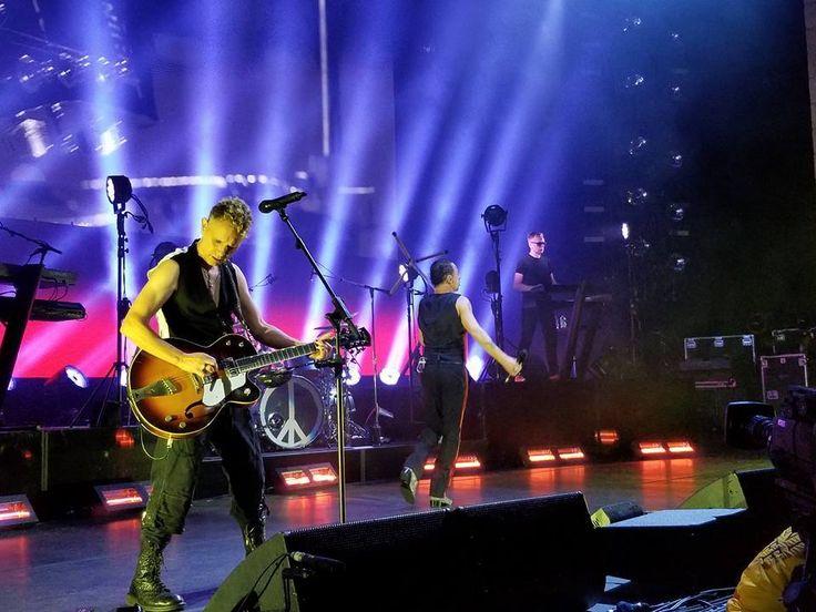 Depeche Mode - Live at Santa Barbara Bowl 10/02/2017