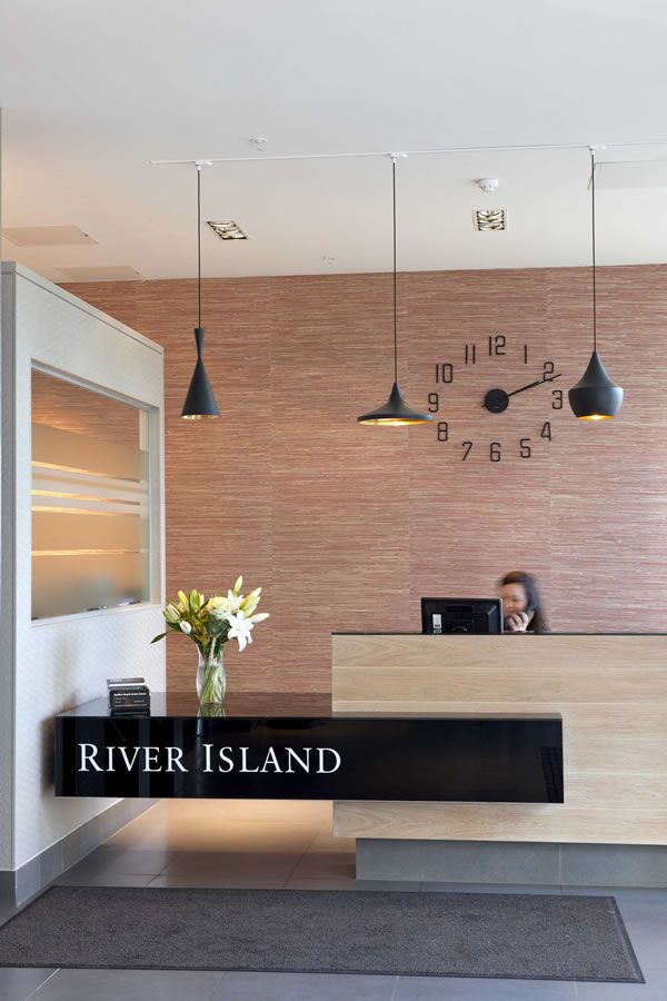 River Island - Office Case Study: Leading high street fashion retailer River Island, has chosen MEGAMAN®'s LED AR111 and Crown lamps at the company's London headquarters. Offering excellent light output and energy saving, the lamps along with the aesthetically designed luminaires, provide a warm but modern welcome throughout the reception, corridors, stairwells and office areas.