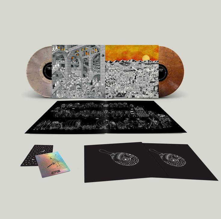 pure comedy deluxe copper aluminum coloured vinyl father john misty release date 07 april