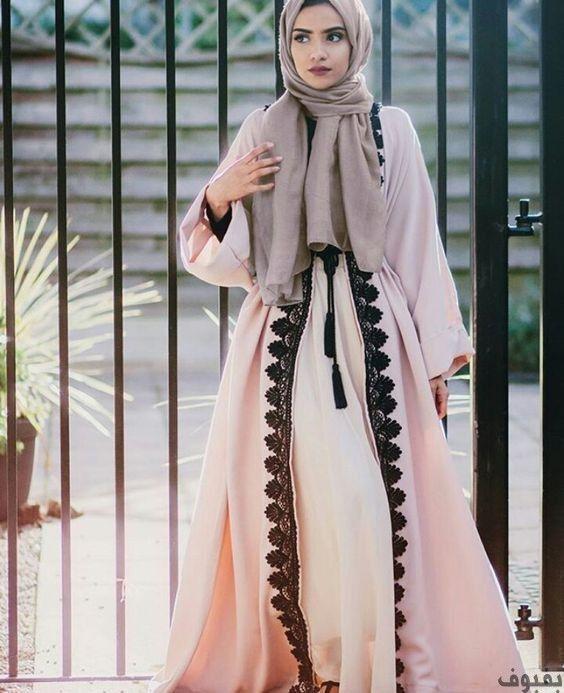 ead677129 ملابس هندية للمحجبات: 30 فستاناً هندياً للمحجبات موضة 2018 | Hijab ...