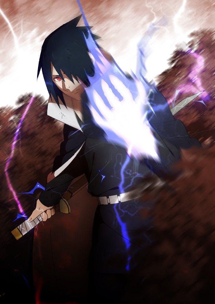 Pin De Jambr Em Uciha Sasuke The God Naruto Desenho Anime