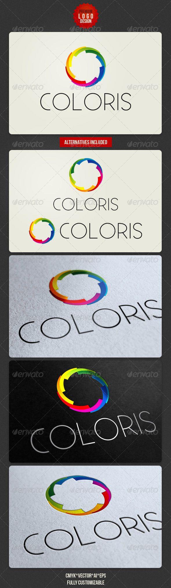 59 best logo templates images on pinterest script fonts adobe coloris clean logo design pronofoot35fo Choice Image