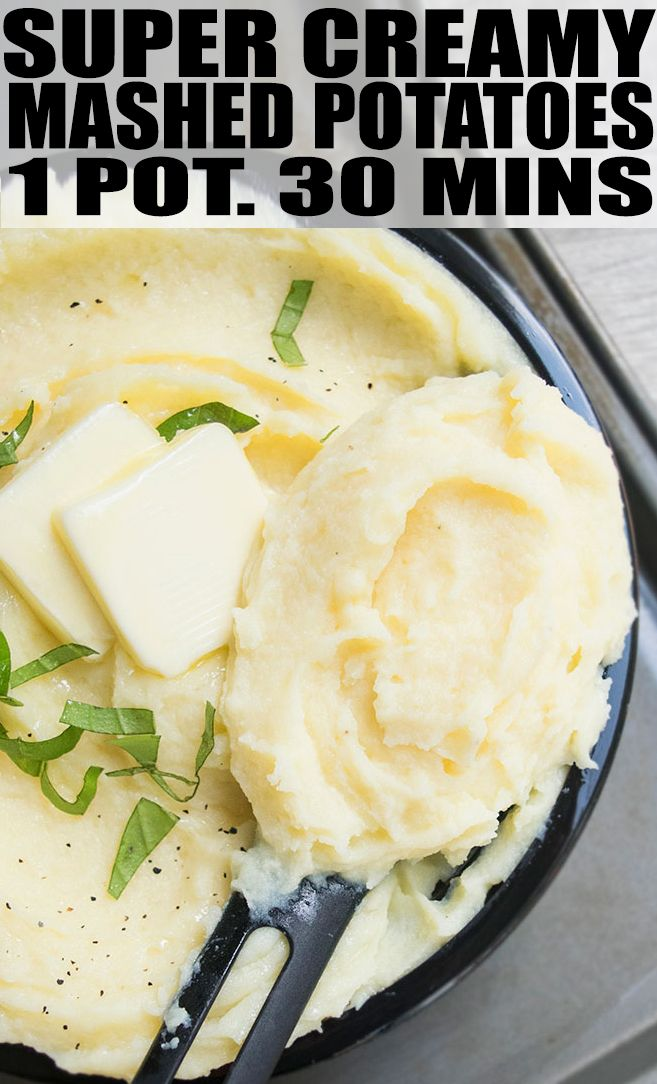 Mashed Potatoes Recipe Best Quick Easy Creamy Made With Simple Ingredients Creamy Mashed Potatoes Recipe Potatoes Recipes Easy Quick Mashed Potato Recipes