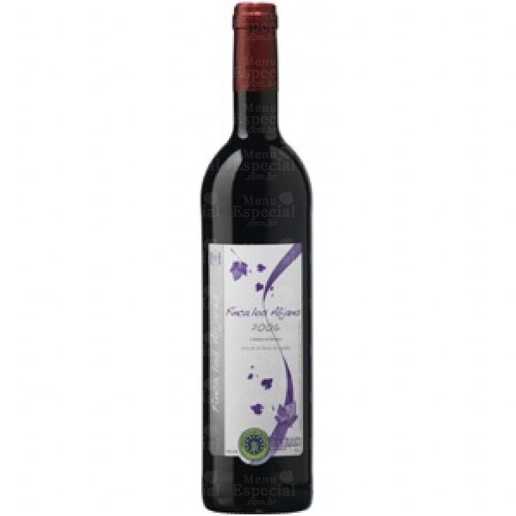 Vinho tinto Espanhol Finca Los Alijares Graciano Ed. Limitada Orgânico | Menu Especial R$52,90