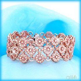 pink diamond bracelet - Outfit 439