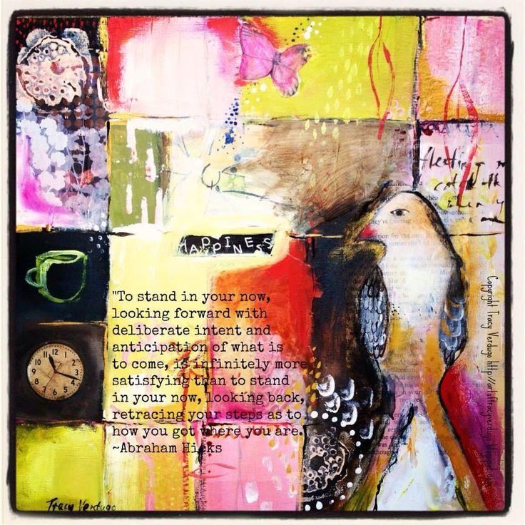 Tracy Verdugo's painting