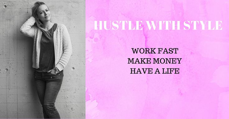 Are you ready to hustle your way to the top? As the leader, creator and unique entrepreneur you are? Do you want more fame, fortune and success? Work with me in this Hustle With Style and I will show you my secrets to getting things done in my life, business and how I can have it all with kids, family life, work from home and have a life on top of it. I work very fast and take action before I am ready. When others are just out there and thinking about it, I am doing it.
