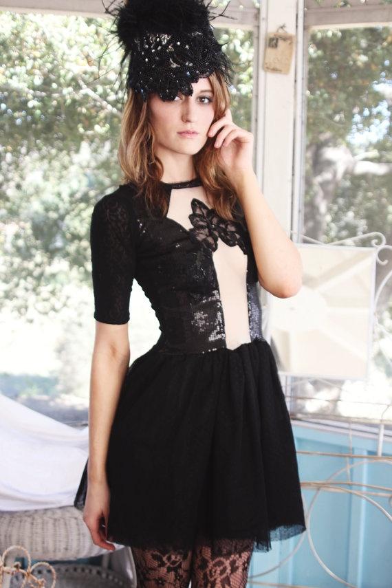 Parisian Party Dresses