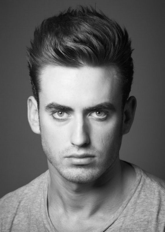 Excellent Classic Mens Haircut On The Side And Classic Style On Pinterest Short Hairstyles Gunalazisus