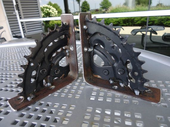 Bicycle Gear Shelf Brackets