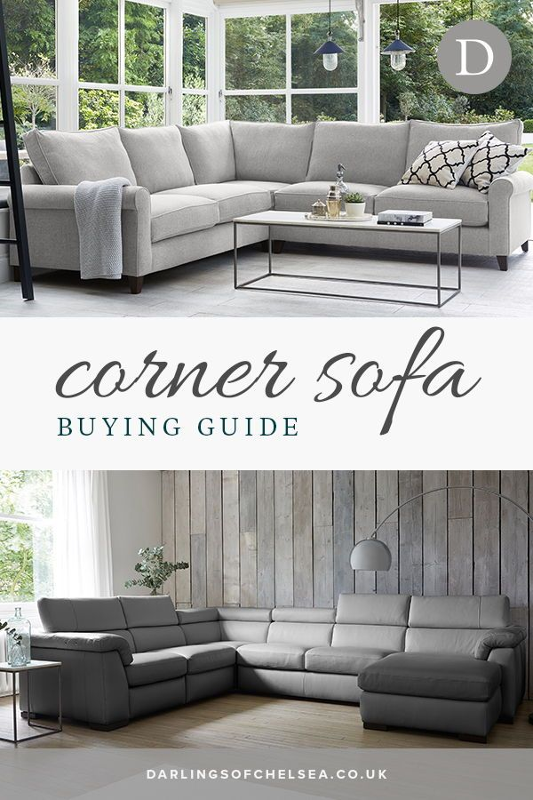 Corner Sofa Buying Guide Darlings Of Chelsea Interior Design