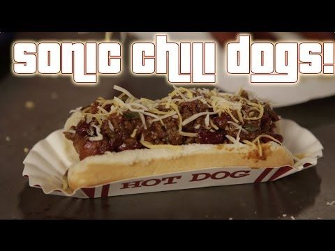How to make SONIC CHILI DOGS! Feast of Fiction S3 Ep12 - YouTube