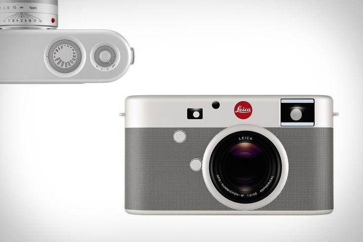 Leica M RED Camera designed by Apple's Jony Ive! $$$