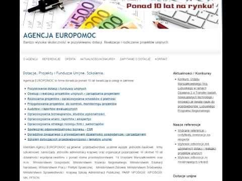 Jak dostać dotacje unijne - agencjaeuropomoc.pl