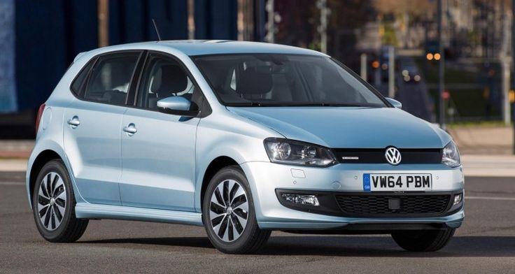 VW Polo TDI BlueMotion discontinued
