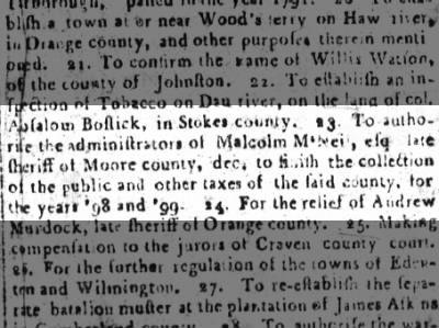 The Wilmington Gazette (Wilmington, NC) - 31 Dec 1801, Thu