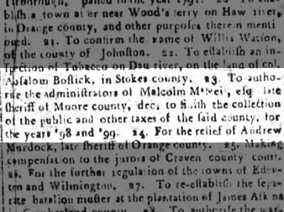 The Wilmington Gazette (Wilmington, NC) - 31 Dec 1801, Thu