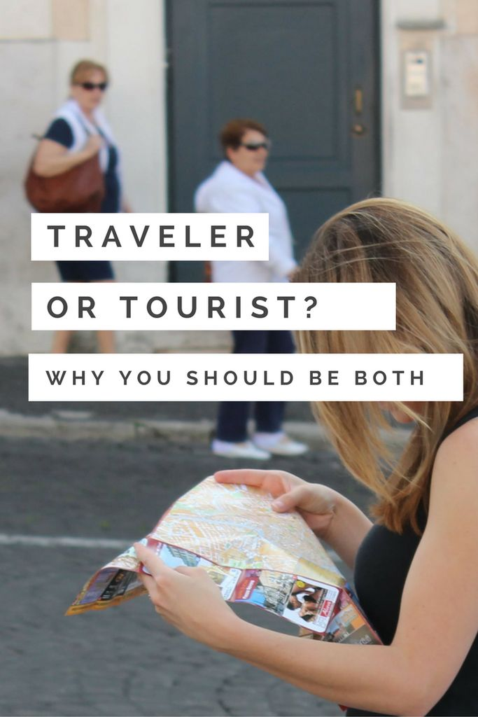 Traveler or Tourist. Why I don't buy into the debate.