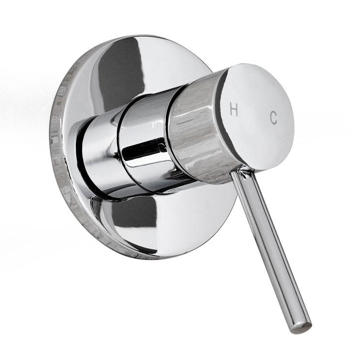 Elle MK2 Shower Mixer #Linkware #Shower #Mixer #Bathroom #Renovate #ElleMK2 #Home