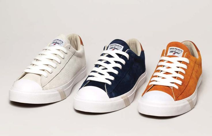 Pro-Keds x Norse Projects :: Royal Master Lo
