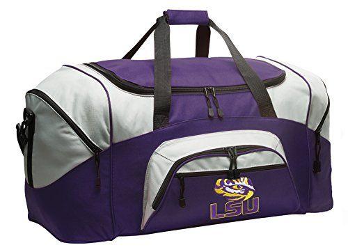 Lsu Duffle Bag Lsu Tiger Eye Gym Bag Luggage Duffel