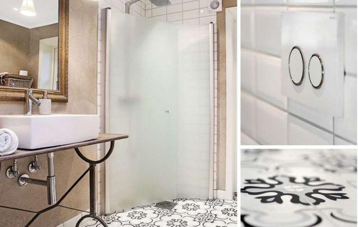 Bad. Bathroom collage