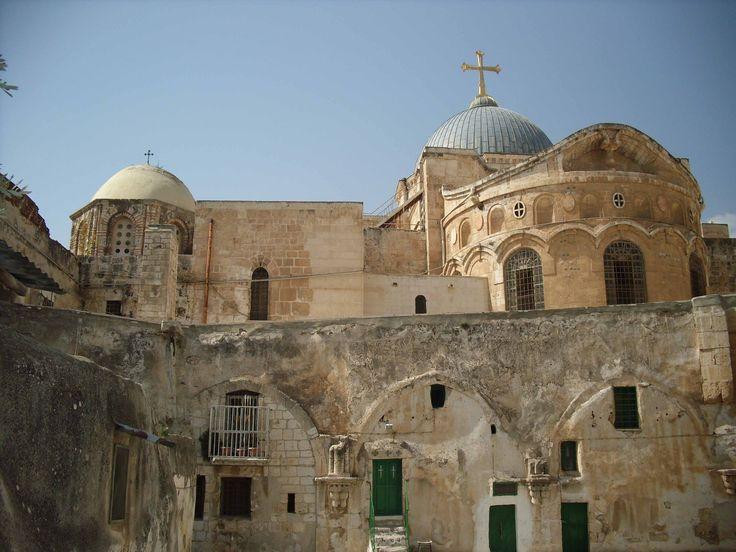 Die Geburtskirche in Betlehem