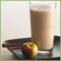 Apple Pie Herbalife Shake  	  Heart-healthy cinnamon makes this shake extraordinary!    Ingredients:  2 scoops French Vanilla Formula 1 Nutritional Shake Mix  2 tablespoons Personalized Protein Powder (or more)  1 cup plain soy milk or nonfat milk  1 cup frozen apple slices  A few dashes each cinnamon, nutmeg, cloves  1/4 teaspoon vanilla extract  4 ice cubes    Directions:  Place all ingredients in the blender and mix thoroughly until the ice cubes are completely crushed. Ice cubes are…