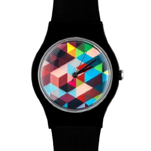 0219PM Colorful Abstract May28th Watch *** You can get more details by clicking on the image.