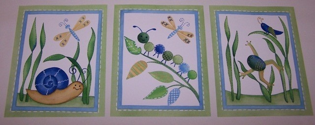 Boys blue green bugs butterflies snails frogs by terezief on Etsy: Bug Prints, Snails Frogs, Boys Blue, Nursery Art, Butterflies Snails, Green Bugs, Blue Green Nursery, Bugs Butterflies, Baby Stuff