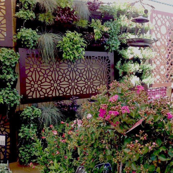 Garden Decor Screen: 36 Best Images About Ideas Casa On Pinterest