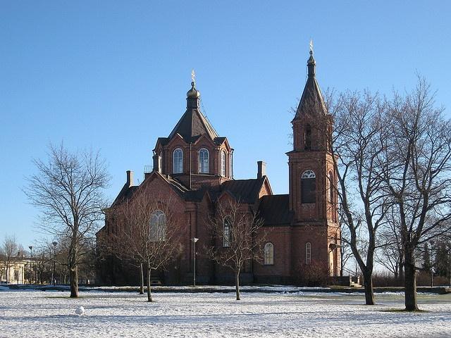 Vaasa Orthodox church