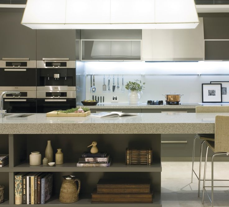 Don't be afraid to use different patterns, textures and colours to bring life to your kitchen! http://www.pierbymirvac.com.au